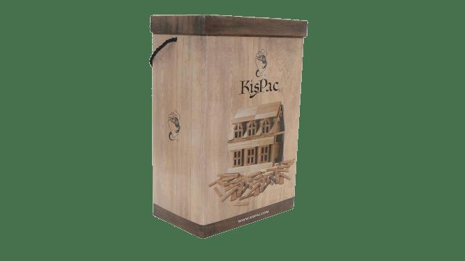 boite de planchettes en bois du jeu kispac kispac planchettes de jeu en bois 200
