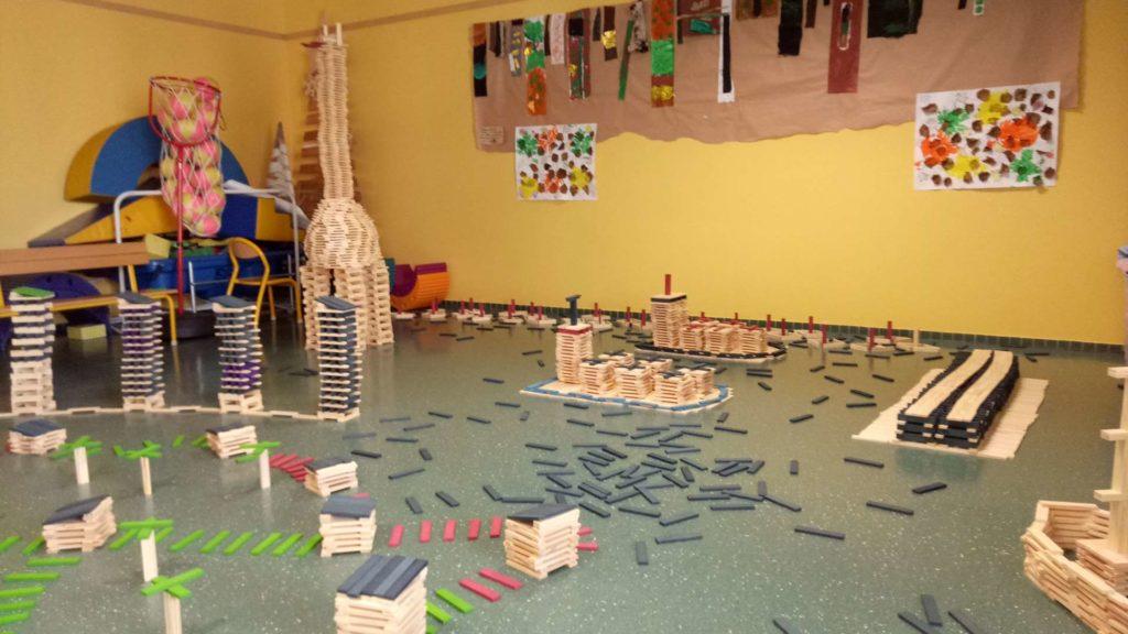 kispac école planchette en bois animation maternelle